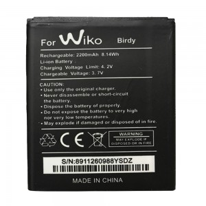 Wiko Birdy - Battery