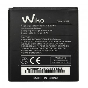 Wiko Cink Slim - Battery