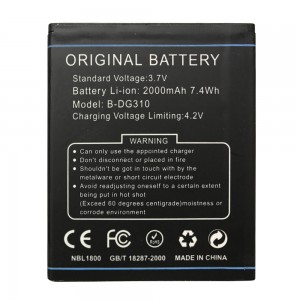 Doogee B-DG310 - Battery