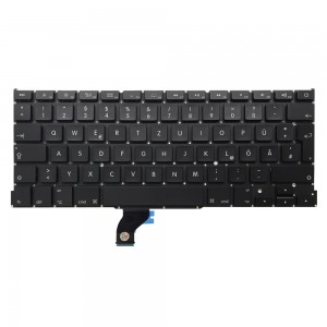 Macbook Pro Retina 13 inch A1502 (LATE 2013-EARLY 2015) - German Keyboard DE Layout with Backlight