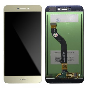 Huawei Ascend P8 Lite 2017 - Full Front LCD Digitizer Gold