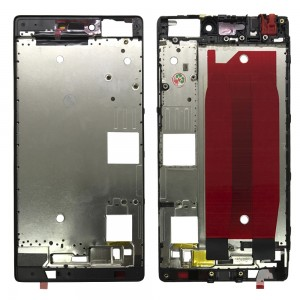 Huawei Ascend P8 - LCD Frame Black