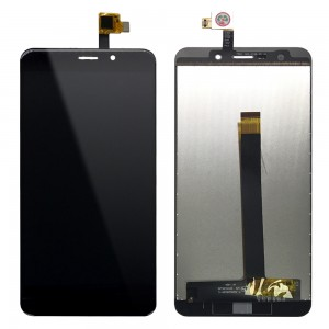 Umi Super - Full Front LCD Digitizer Black