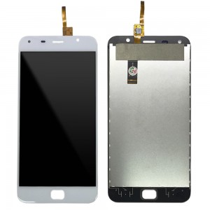 UMI Touch - Full Front LCD Digitizer White