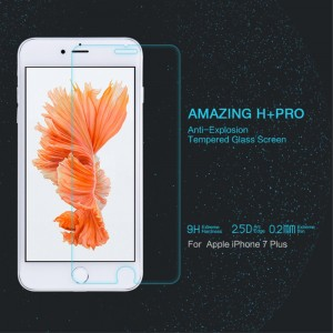 iPhone 7 Plus / 8 Plus - NillKin Tempered Glass Screen Protector Amazing H+ Pro