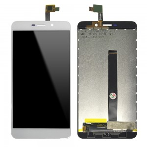 Umi Super - Full Front LCD Digitizer White