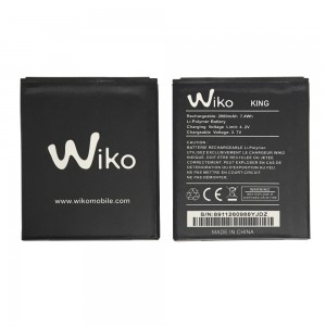 Wiko Cink King - Battery 2000mAh 7.40Wh
