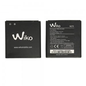 Wiko - Battery N270 1800mAh 6.66Wh
