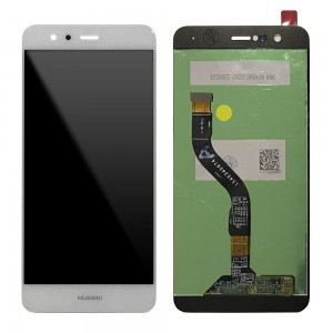 Huawei Ascend P10 Lite - Full Front LCD Digitizer White (FHD-W-T)