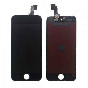 iPhone 5C - LCD Digitizer Black A+++