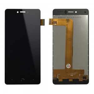 BQ Aquaris U / U Lite / U Plus - Full Front LCD Digitizer Black