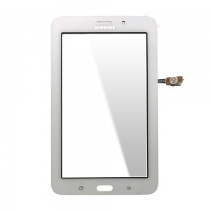 Samsung Galaxy Tab 3 7.0 T111 - Front Glass Digitizer White