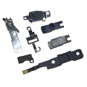 iPhone 4S -  Middle Plate 8 in 1 Inner Small Parts Replacement