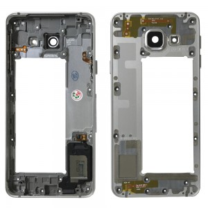 Samsung Galaxy A3 2016 A310 - Chassis Middle Frame Silver