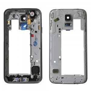 Samsung Galaxy S5 Neo G903F - Middle Frame Silver