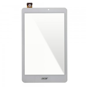 Acer iconia Tab W1-810 - Front Glass Digitizer White