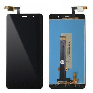 Xiaomi Redmi Note 3 Special Edition - Full Front LCD Digitizer Black