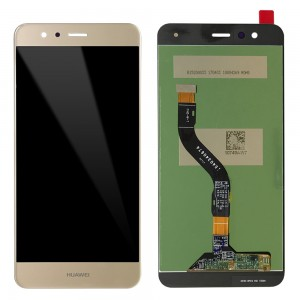 Huawei Ascend P10 Lite - Full Front LCD Digitizer Gold  (FHD-W-T)