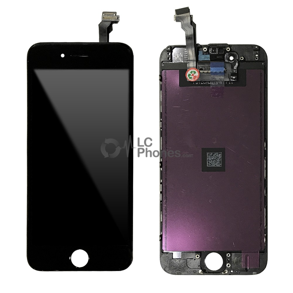 iPhone 6 - LCD Digitizer Black EBS