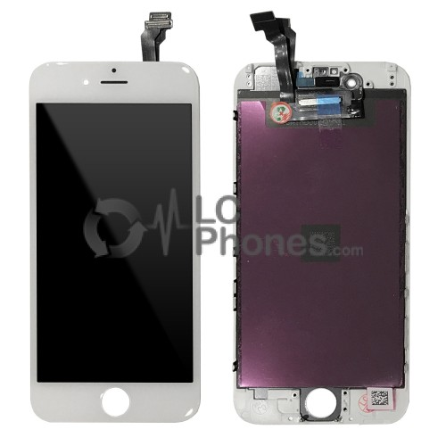 iPhone 6 - LCD Digitizer White EBS