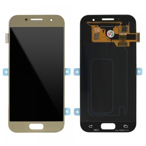 Samsung Galaxy A3 2017 A320 - Full Front LCD Digitizer Gold
