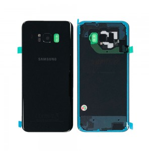 Samsung Galaxy S8 Plus G955F - Battery Cover Original with Camera Lens and Adhesive