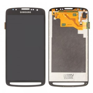 Galaxy S4  Active I9295 - Full Front LCD Digitizer Grey