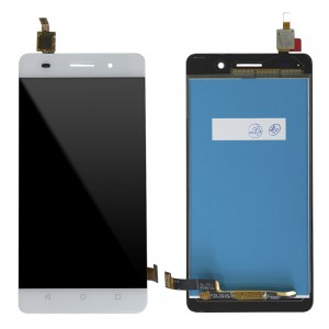 Huawei Honor 4C, G Play Mini G650 - Full Front LCD Digitizer White