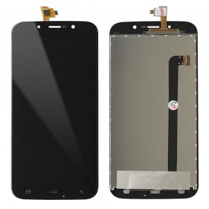 Umi Rome - Full Front LCD Digitizer Black