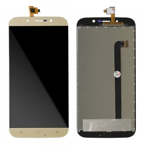 Umi Rome - Full Front LCD Digitizer Gold