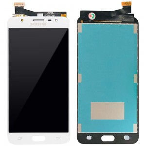 Samsung Galaxy J7 Prime G610 - Full Front LCD Digitizer White