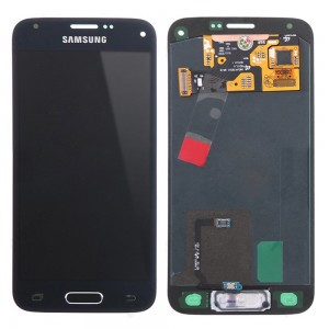 Samsung Galaxy S5 Mini G800F - Full Front LCD Digitizer Blue