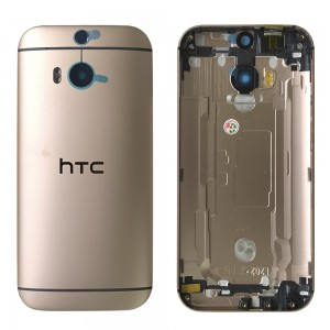 HTC One M8 - Back Cover Gold