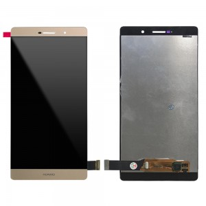 Huawei Ascend P8 MAX - Full Front LCD Digitizer Gold