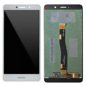Huawei Honor 6X - Full Front LCD Digitizer White