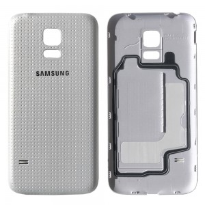 Samsung Galaxy S5 Mini G800F - Battery Cover White
