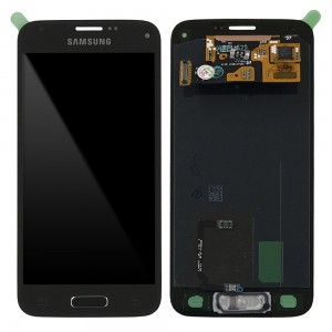 Samsung Galaxy S5 Mini G800F - Full Front LCD Digitizer Gold
