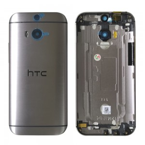 HTC One M8 - Back Cover Gray