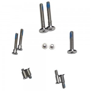 Macbook 13 inch  A1181 2006-2009 - Bottom Screws Set