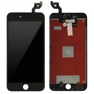 iPhone 6S Plus - LCD Digitizer Black EBS