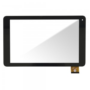 Universal 10.1 inch / Archos 101c Platinum - Front Glass Digitizer Black