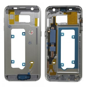Samsung Galaxy S7 G930 - Middle Frame Silver