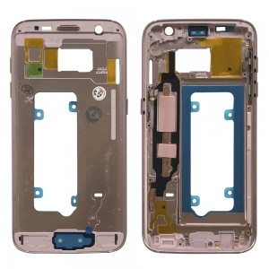 Samsung Galaxy S7 G930 - Middle Frame Pink