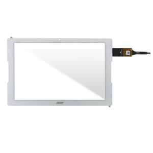 Acer Iconia A3-A40 - Front Glass Digitizer White