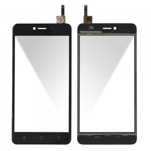 Wiko Lenny 3 Max - Front Glass Digitizer Black