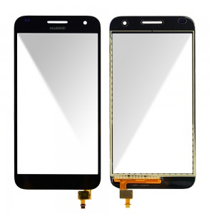 Huawei Ascend G7 - Front Glass Digitizer Black