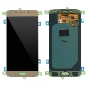 Samsung Galaxy J5 2017 J530 - Full Front LCD Digitizer Gold