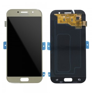 Samsung Galaxy A5 2017 A520 - Full Front LCD Digitizer Gold