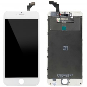 iPhone 6 Plus - LCD Digitizer (original remaded) White