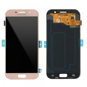 Samsung Galaxy A5 2017 A520 - Full Front LCD Digitizer Pink